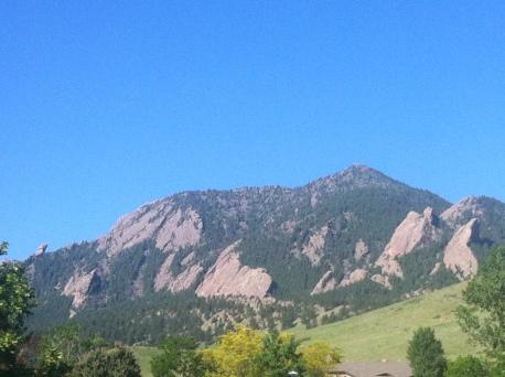 Bear Mountain in South Boulder
